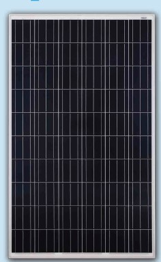 晶澳直角单晶太阳能光伏组件