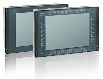 Features EN50155 Compliant Panel