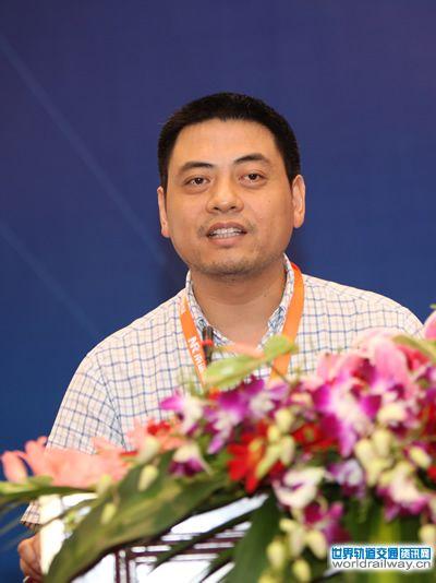 中铁工程设计咨询集团有限公司电化院副总工程师楚振宇