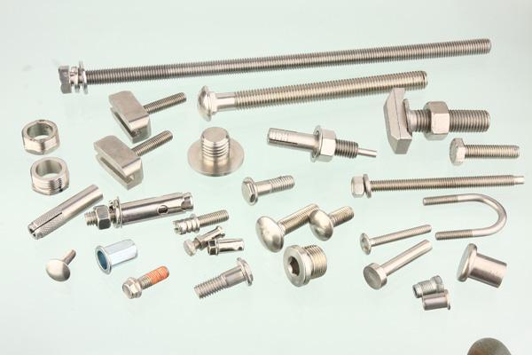 不锈钢紧固件非标订制