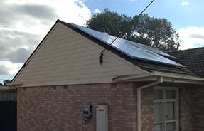 澳大利亚 西澳 5kW家庭电站