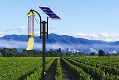 泸州农业区太阳能灭虫灯项目