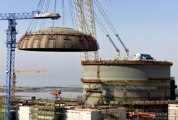 China plans guideline to boost railway and nuclear exports