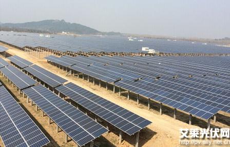 阳光电源助力江西最大光伏电站成功并网