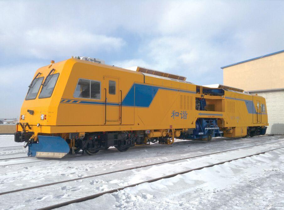 GCX-1000轨道除雪车