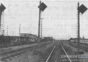 淞沪铁路:饱受淞沪会战炮火的洗礼