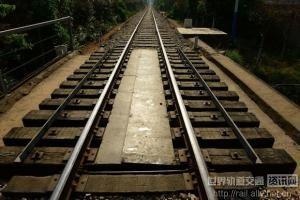 滇缅铁路:修也抗战 炸也抗战