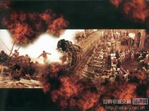 铁路战线上的修筑与备战