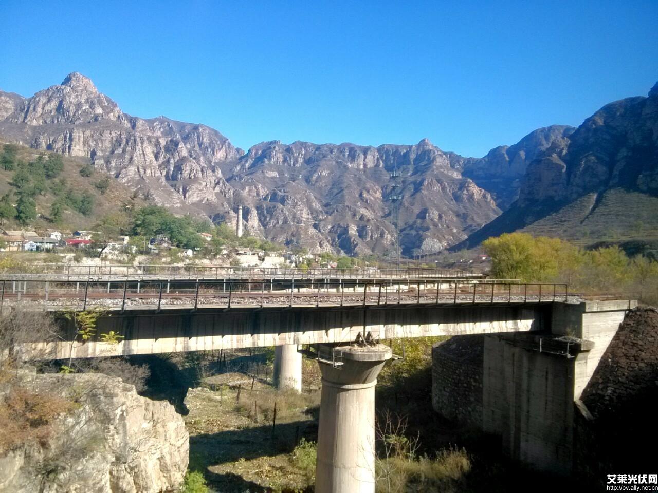丰沙铁路桥