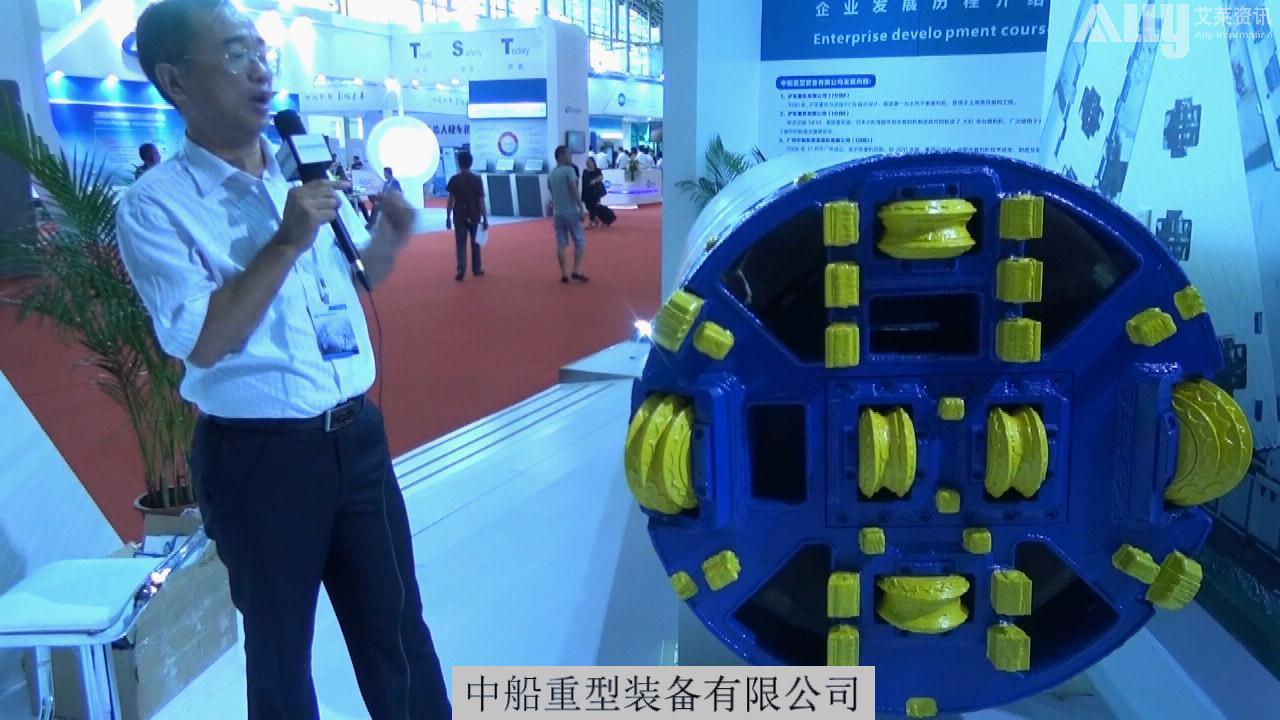 中船重型装备有限公司产品介绍