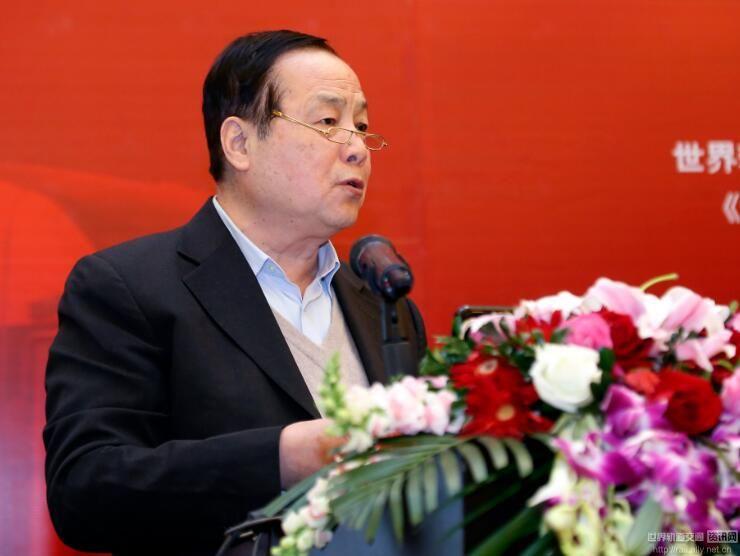 宋凤书 詹天佑基金会副理事长兼秘书长 世界轨道交通发展研究会副会长