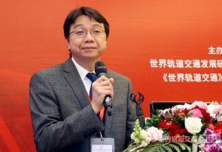 谭伟强 中国香港铁道学会国内事务秘书