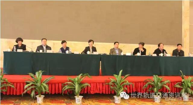 2016年全国地方铁路工作会议在南昌召开