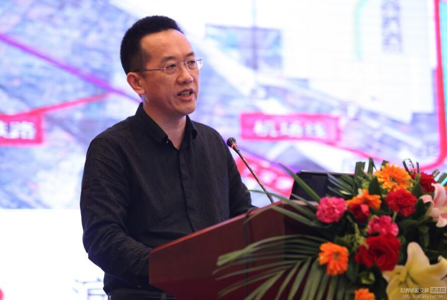 天津轨道交通建设与发展