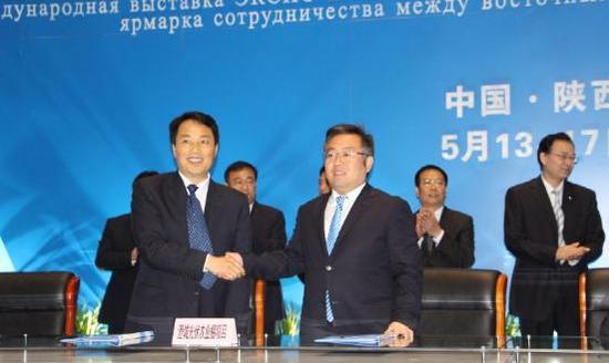 昌盛日电签署440MW光伏农业投资项目