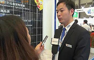 东方日升亮相SNEC 推出组件新产品