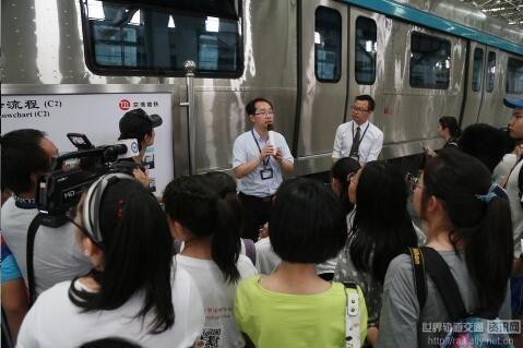 探访地铁医生 揭秘地铁运营背后的故事