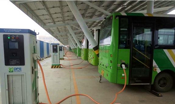 项目为390kw的分布式光伏发电系统 充电桩模式,与电网电源形成多能