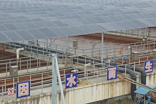 水厂分布式光伏电站项目又添新模式