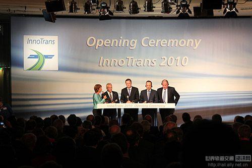 2010年9月德国柏林轨道交通展览会