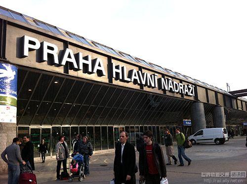 2011年3月捷克国际铁路货物运输会议