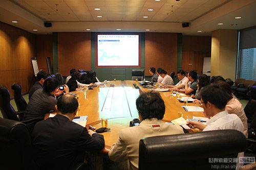 2012年4月香港地铁物业开发项目考察