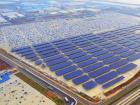 华中最大光伏发电项目落成 相当于种植15万棵树