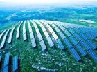 沂南一期14.5MW光伏扶贫项目顺利并网发电