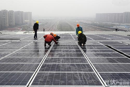 浙江家庭屋顶光伏并网超10万户 居全国第一