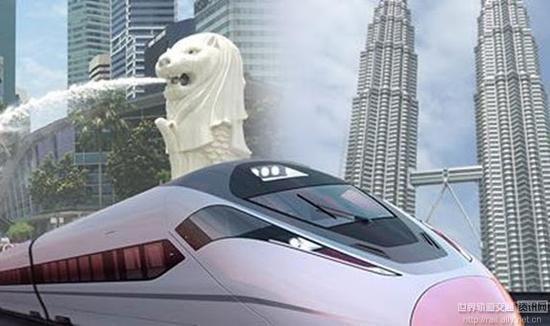 日本政企将捆绑竞标新马高铁 专家:中方有五个优势