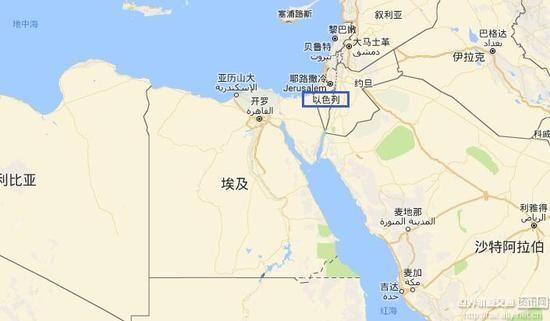 外媒称中以讨论红海地中海高铁项目 绕开苏伊士运河