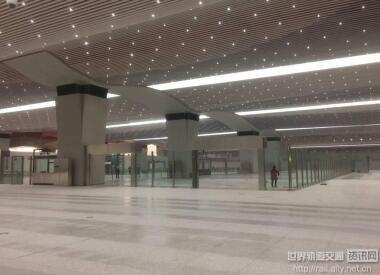 成都地铁1号线三期工程全部车站移交运营