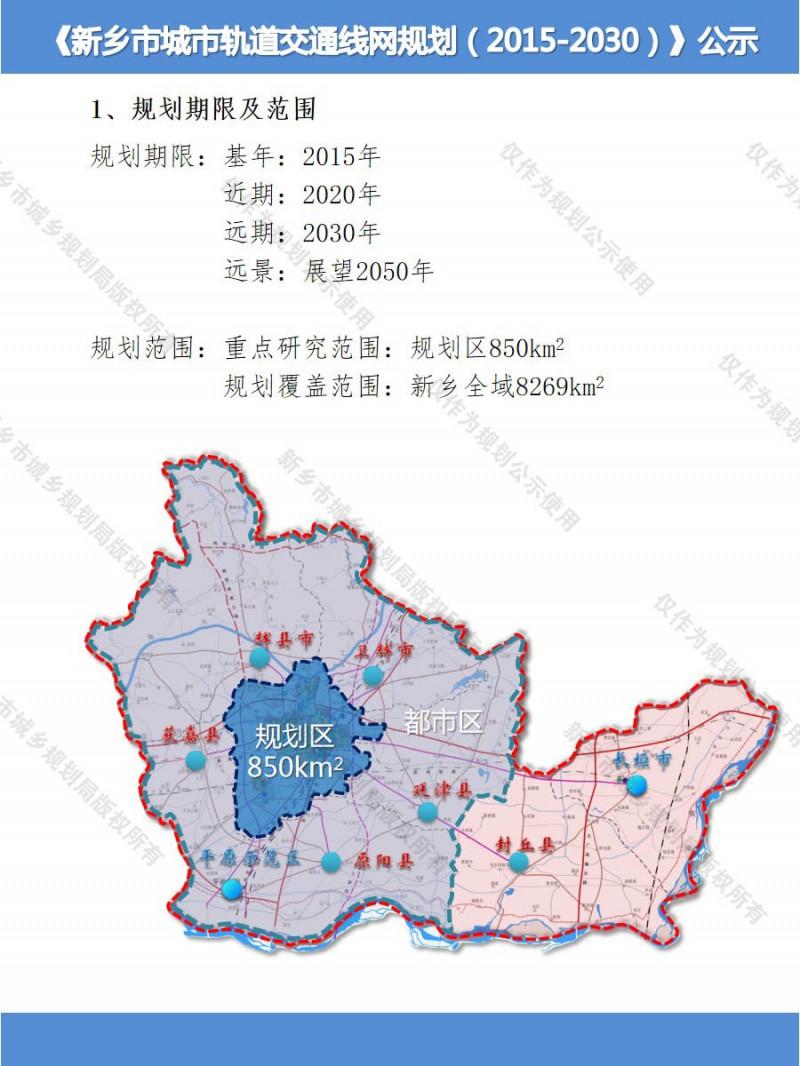 获嘉县城区最新规划图