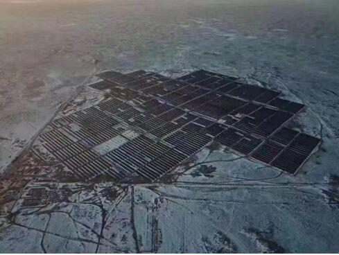 东方日升持续推动哈萨克斯坦清洁能源发展