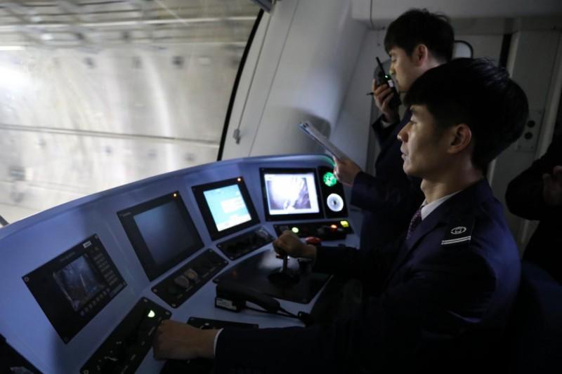徐州地铁1号线热滑试验顺利完成
