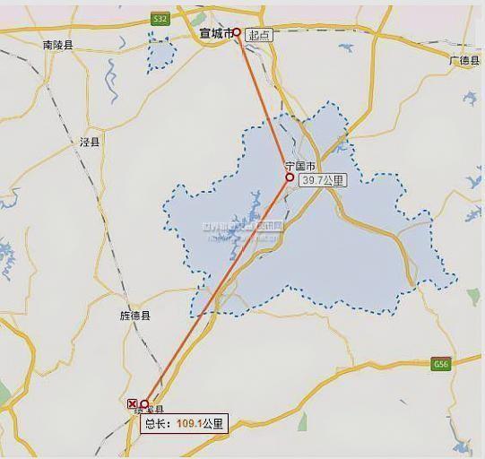 """""""县县通高铁""""——安徽省的又一重大工程,总投资150多亿"""