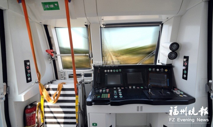 Driverless metro to open in Fuzhou