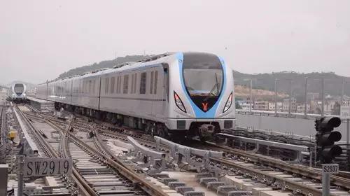 广州地铁21号线列车已全部到货