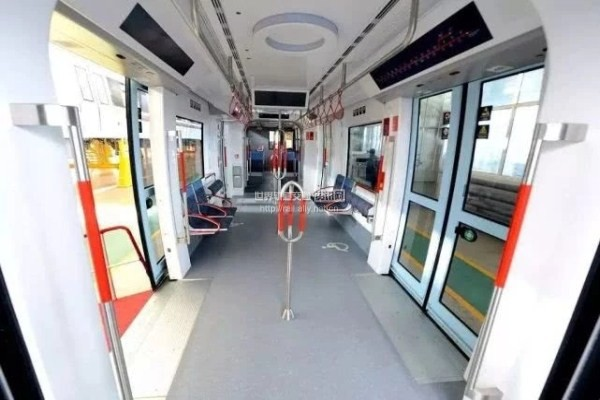 Jilin-made explosion-proof train introduced in Tel Aviv