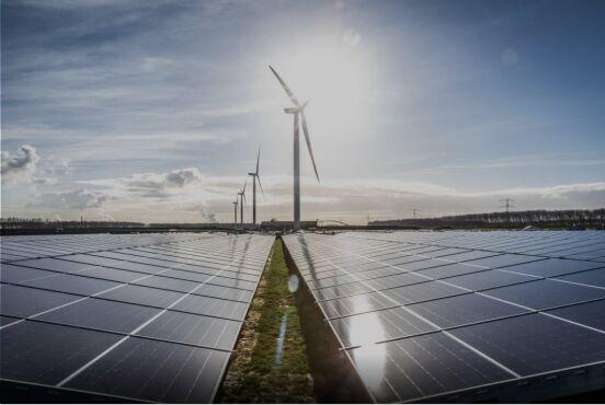 联盛新能源合作开发的欧洲最大N型双面太阳能项目