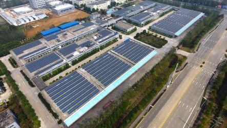 联盛新能源出售绿色权益,助力其客户企业零碳转型