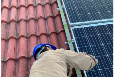 优得运维:安全作业,功在平时——公司例行开展屋顶作业安全培训会