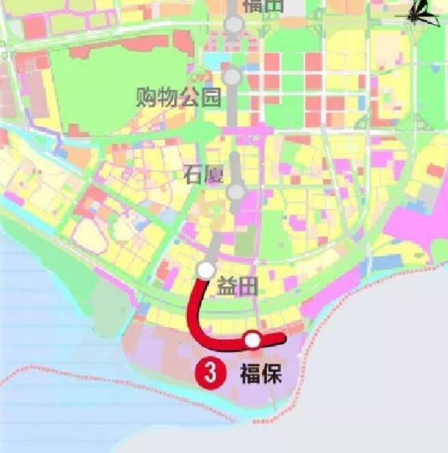 深圳地铁3号线南延线下个月底实现双线贯通