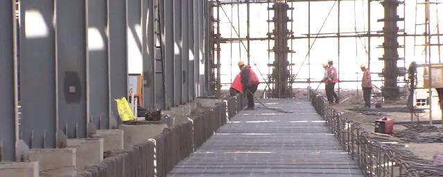 哈尔滨地铁2号线哈北车辆基地全面复工 首列列车七月中旬进场