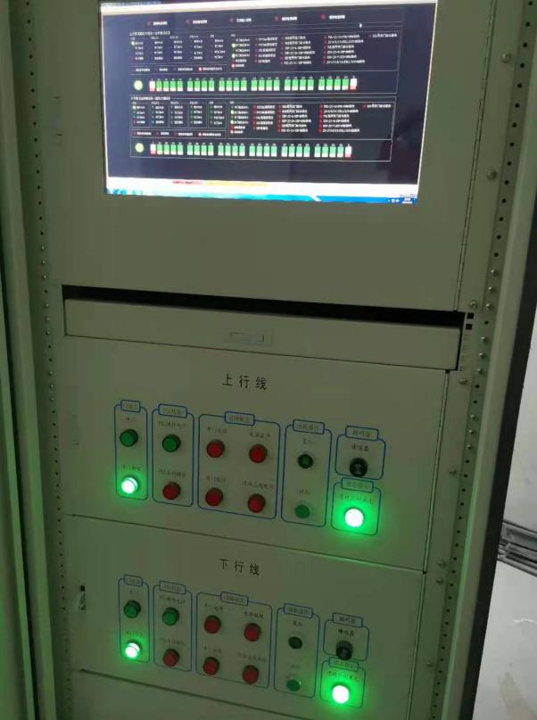 南宁轨道交通5号线一期工程站台门完成单机调试和5000次试验